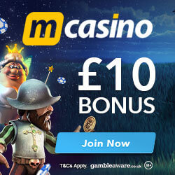 m casino no deposit bonus codes
