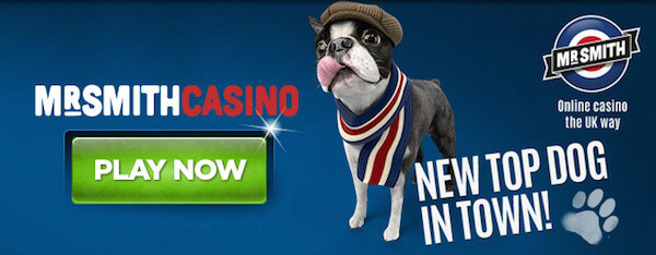 mr smith casino free spins no deposit