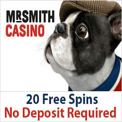 mr smith casino no deposit bonus codes