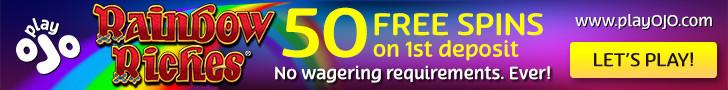 playojo casino free spins no deposit