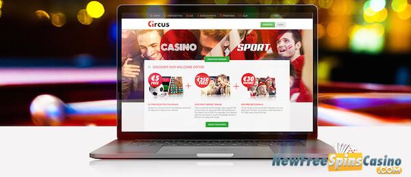 circus casino no deposit bonus code