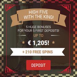 kingbilly casino no deposit bonus codes