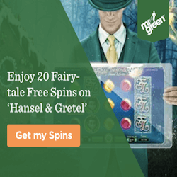 mrgreen no deposit bonus codes on hansel and gretel