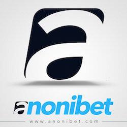 anonibet bitcoin logo