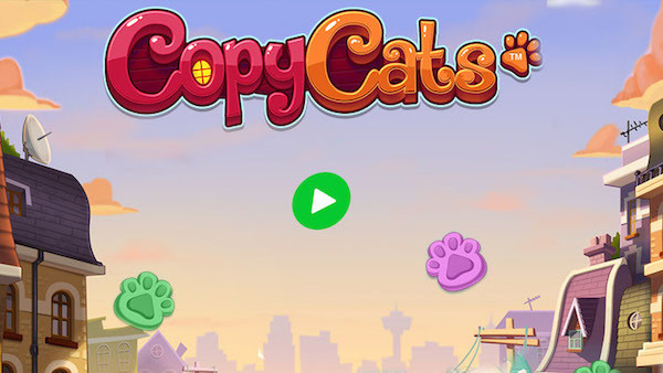 copy cats netent slot free spins no deposit