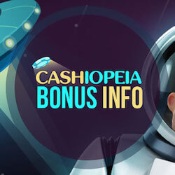 cashiopeia casino no deposit bonus codes