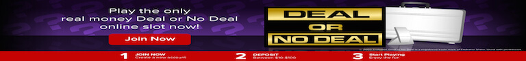 deal or no deal casino free spins no deposit