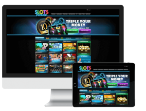 slots heaven tablet and phone