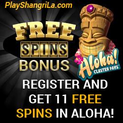 Shangri La Casino no deposit bonus codes