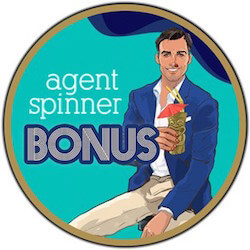agent spinner casino no deposit bonus codes