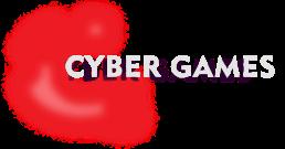 cyber games casino logo