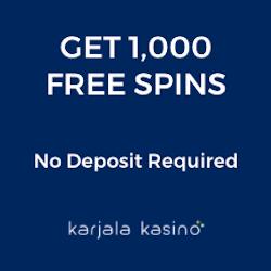 karjala kasino no deposit bonus codes