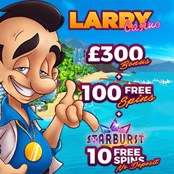 larry casino no deposit bonus codes