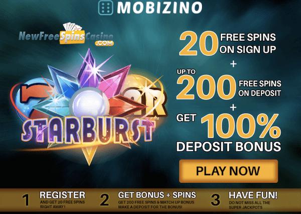 mobizino casino no deposit bonus