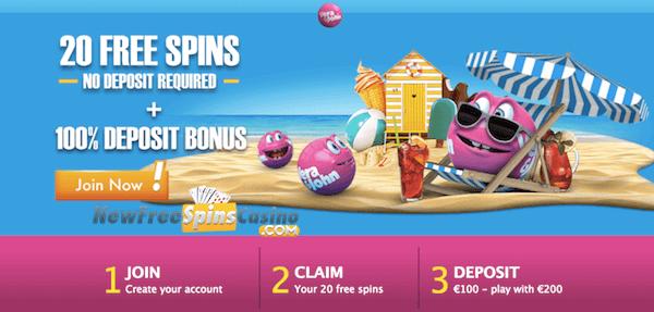 vera and john casino free spins bonus