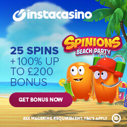 instacasino no deposit bonus codes