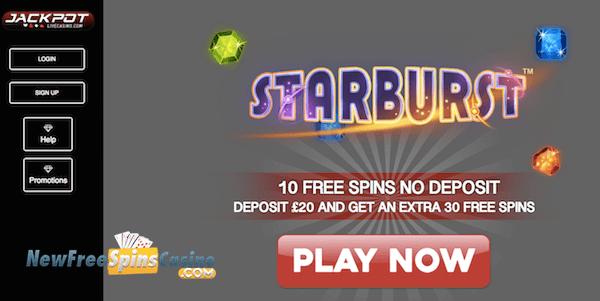 jackpot live casino no deposit bonus