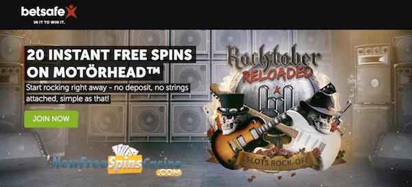 betsafe casino no deposit bonus