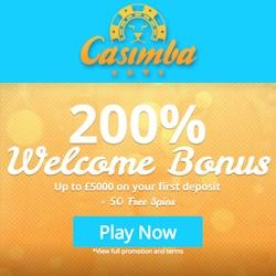 casimba casino no deposit bonus codes