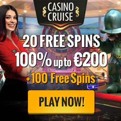 casinocruise free spins