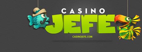 casino jefe new casino free spins