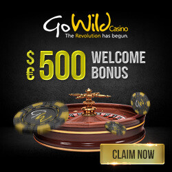 gowild welcome bonus
