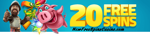 luckydino 20 free spins no deposit