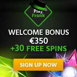 playfrank welcome bonus event horizon