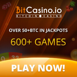 bitcasino welcome bonus