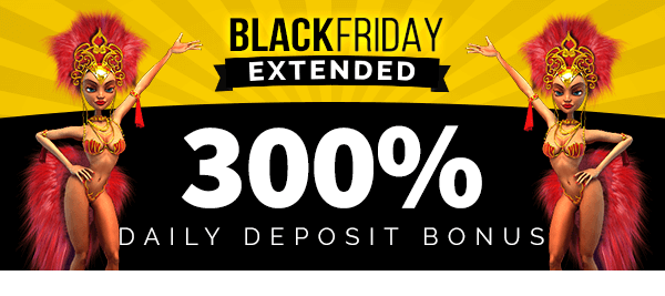 black friday bonus on betchain casino