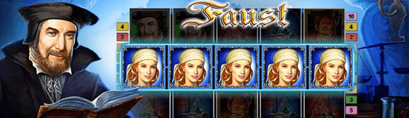 faust novomatic free spins
