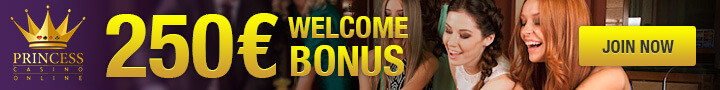 princess star casino free spins no deposit