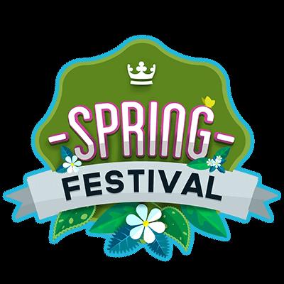 spring festival free spins no deposit