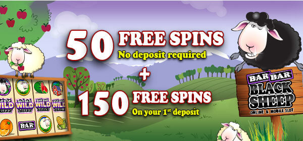 Bar Bar Black Sheep free pokies no deposit