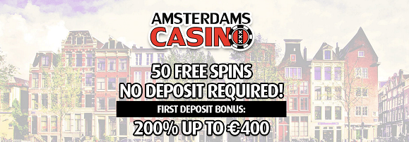 amsterdams casino exclusive bonus