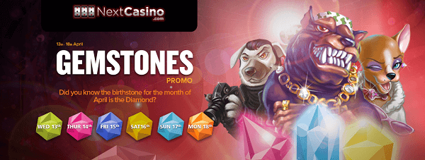 gemstones nextcasino