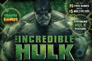 the incredible hulk slots features
