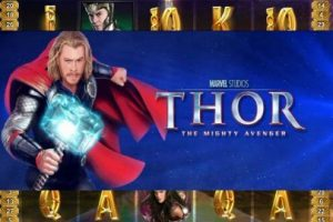thor slots features