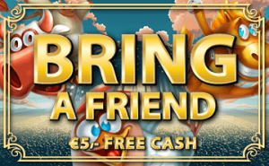 casino ventura friend bonus