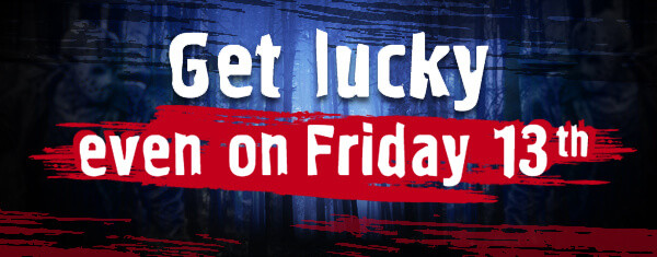 friday 13 free spins no deposit