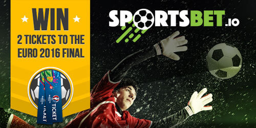 sportsbet io win 2 tickets for euro 2016