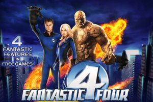the fantastic four slots