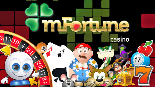 mfortune mobile casino free spins no deposit