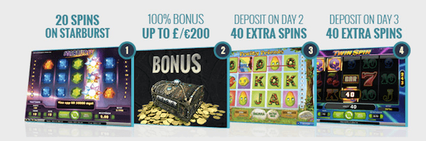 viking slots welcome bonus details