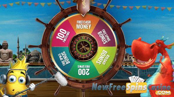 casinocruise cruise of fortune no deposit code