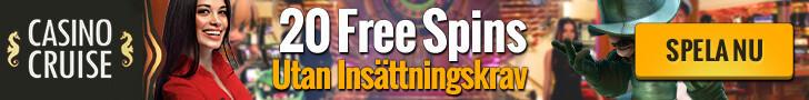 casinocruise free spins no deposit