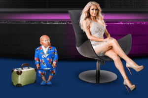 paris hilton figure on BGO casino