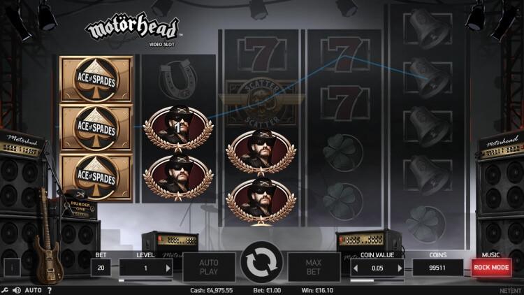 Motörhead newfreespinscasino 1