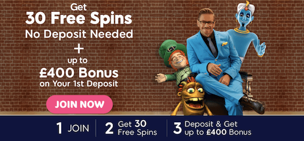 playtech casino no deposit bonuses