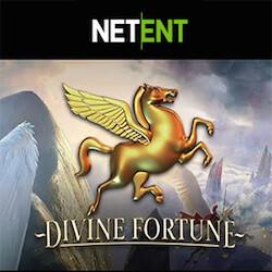 Divine Fortune Netent no deposit bonus codes